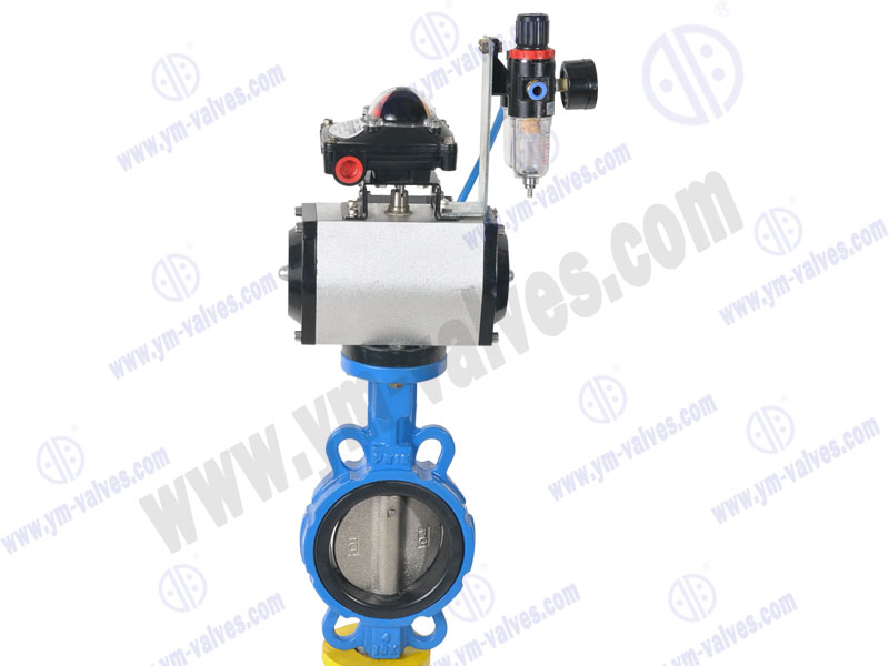 wafer-pneumatic-butterfly-valve